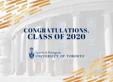 Congratulations, Class of 2020.